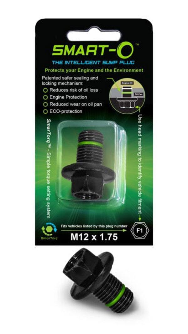 F1 - SMART-O Oil Drain Plug (Sump Plug)
