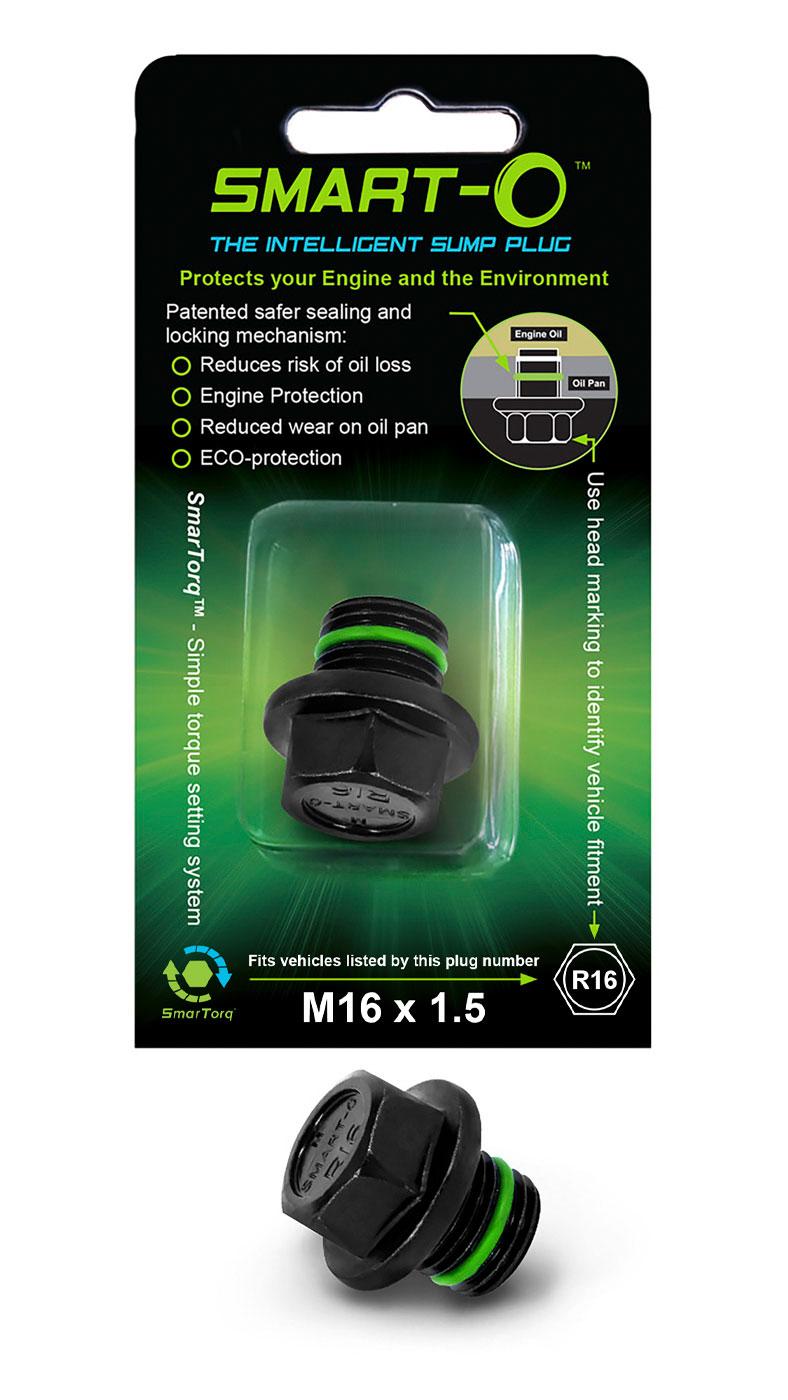 R16 - SMART-O Oil Drain Plug (Sump Plug)