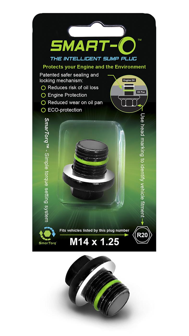 R20 - SMART-O Oil Drain Plug (Sump Plug)