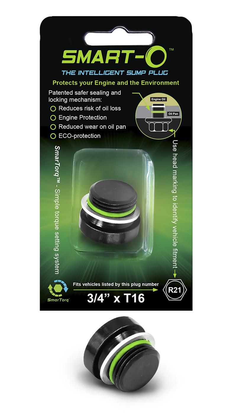R21 - SMART-O Oil Drain Plug (Sump Plug)