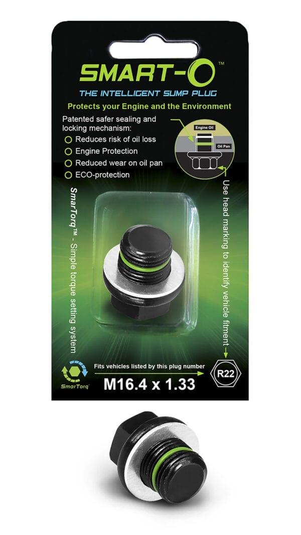 R22 - SMART-O Oil Drain Plug (Sump Plug)