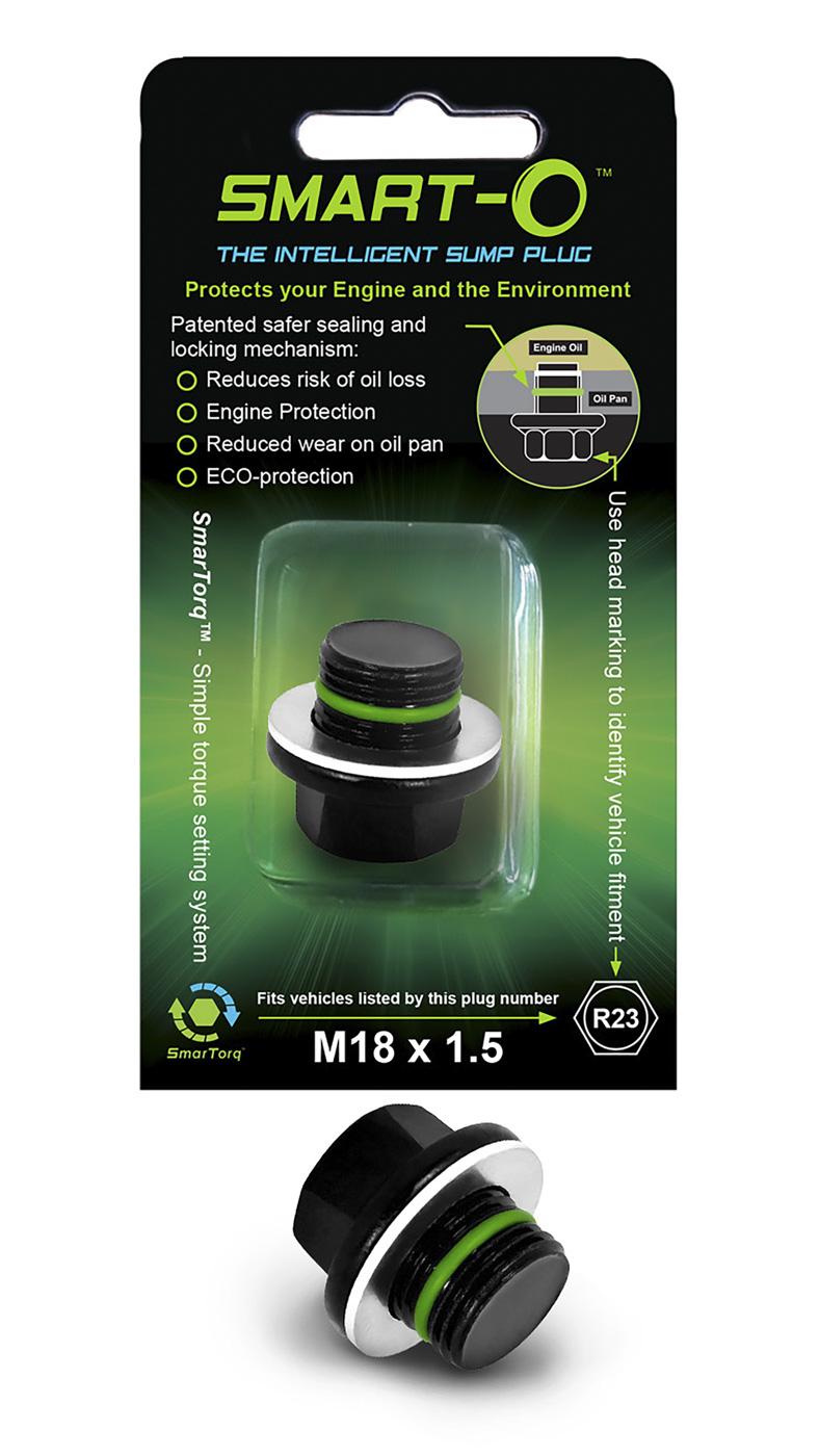 R23 - SMART-O Oil Drain Plug (Sump Plug)