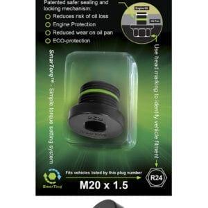 R24 - SMART-O Oil Drain Plug (Sump Plug)