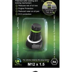 R4 - SMART-O Oil Drain Plug (Sump Plug)