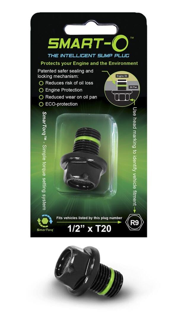 R9 - SMART-O Oil Drain Plug (Sump Plug)