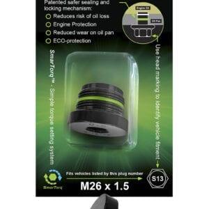 S13 - SMART-O Oil Drain Plug (Sump Plug)
