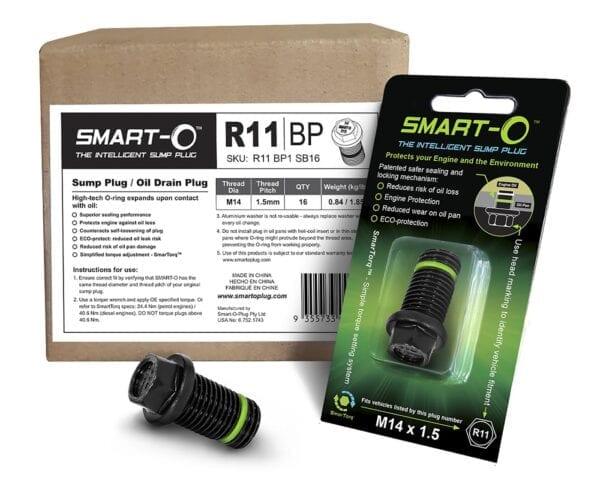 SMART-O Replenishment Box of 16 x R11BP1 Sump Plugs