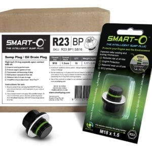 SMART-O Replenishment Box of 16 x R23BP1 Sump Plugs