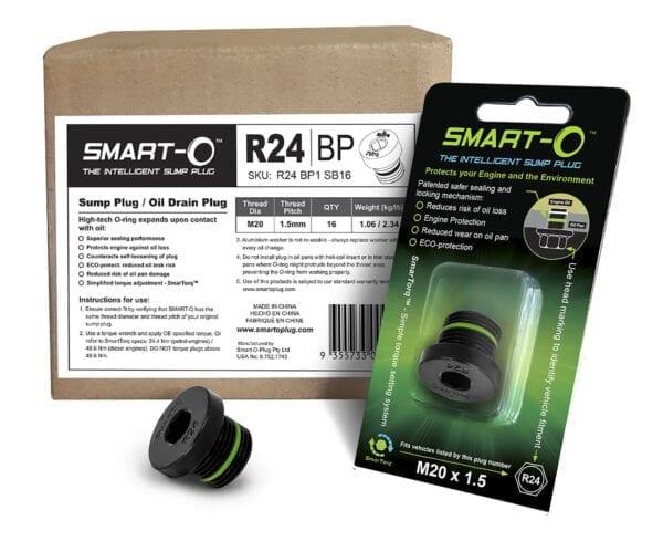 SMART-O Replenishment Box of 16 x R24BP1 Sump Plugs