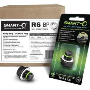 SMART-O Replenishment Box of 16 x R6BP1 Sump Plugs