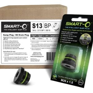 SMART-O Replenishment Box of 16 x S13BP1 Sump Plugs
